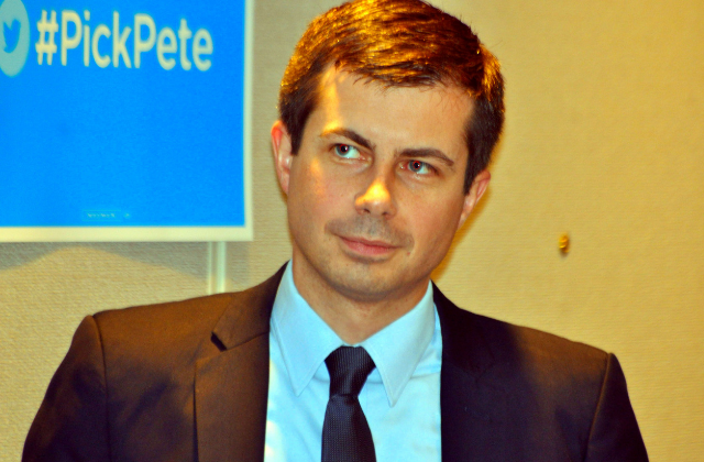 2020 Candidate Buttigieg Makes Hires in Iowa, New Hampshire