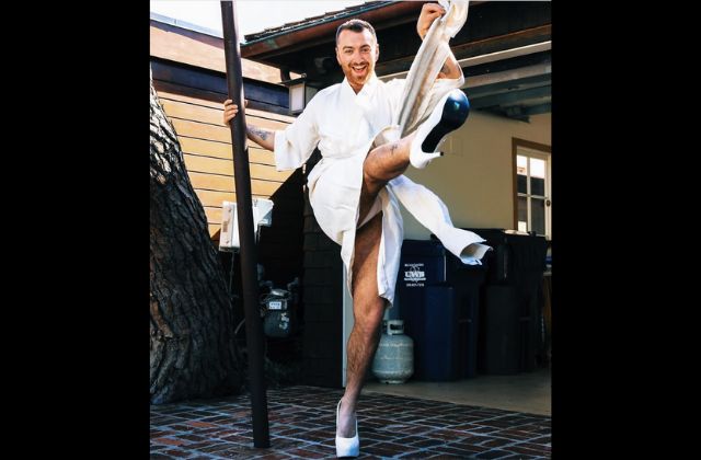 WATCH: Sam Smith Comes Out as Gender Non-Binary/Genderqueer