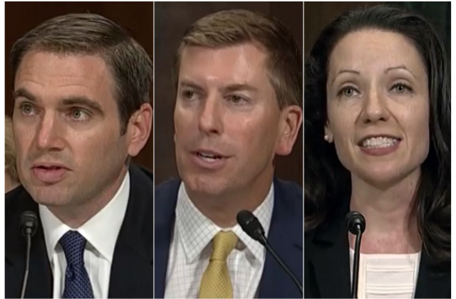 Senate Confirms Three Trump Judicial Nominees With Anti-LGBT Records
