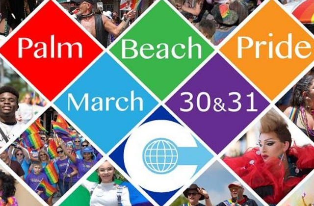 Compass Points: Pride Returns – Join us March 30-31