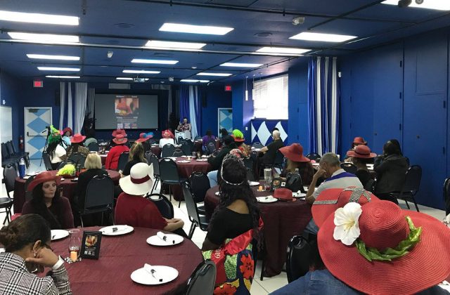 Wearing Red Hats For Women With HIV