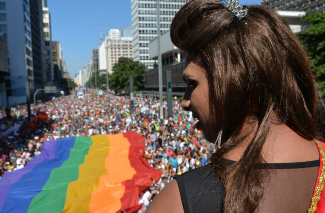 LGBT Brazilians' Mental Health Plummets With Anti-Gay President