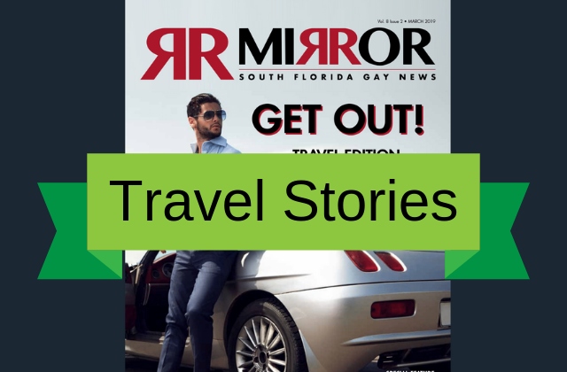 March Mirror Travel Stories