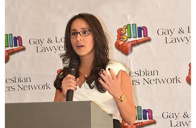 Gay and Lesbian Lawyers Network Moves Toward 100 Strong