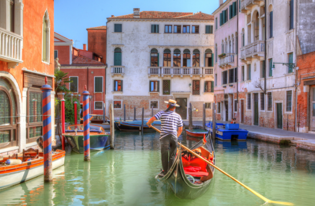 Venice: The Drag Queen of Italy