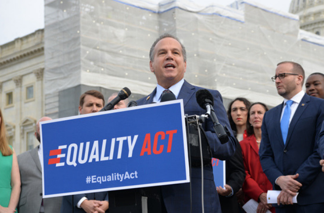 House Approves Equality Act to ban Anti-LGBT Discrimination
