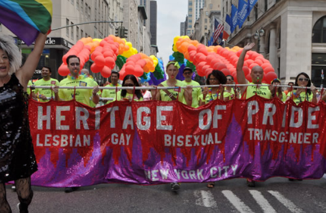 Two Marches Set to Highlight New York City's Pride Events