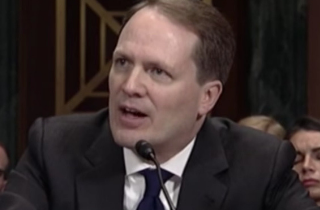 Senate Confirms Judge Who Argued Against Gay Judge Deciding Case