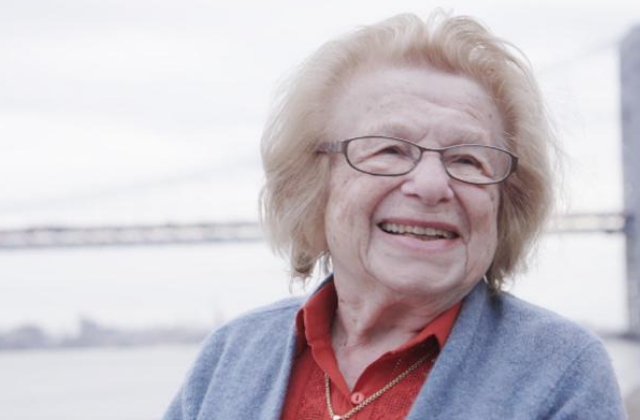 A&E: Dr. Ruth Wants You To Have Good Sex