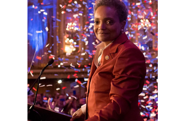 Lori Lightfoot: First Openly Gay, Black Woman to be Mayor of Chicago