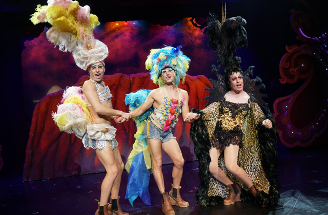 'Priscilla' is a Campy Romp in the Outback