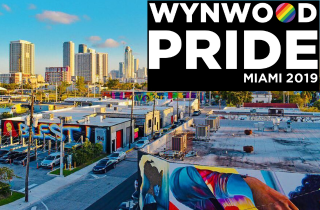 First 'Wynwood Pride' Looks to Mix Fun, Art and Nonprofit Awareness