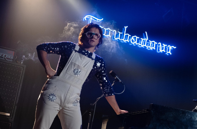 'Rocketman' Banned in Samoa Due to Gay Scenes