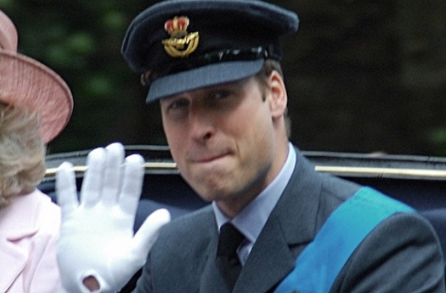 Prince William Says it Would be 'Absolutely Fine' if His Children Were Gay