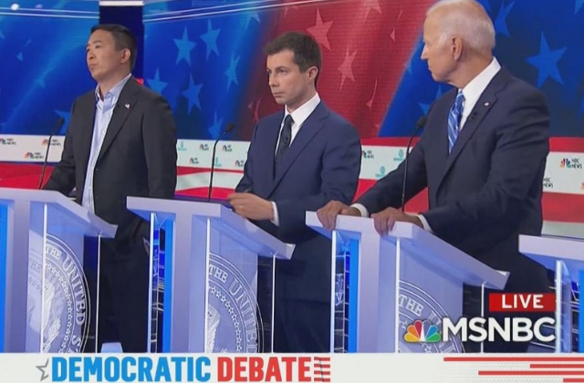 Buttigieg wins kudos and criticism, Harris dominates debates