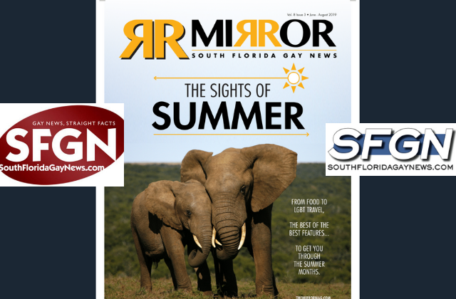 SFGN'S Mirror: June Issue