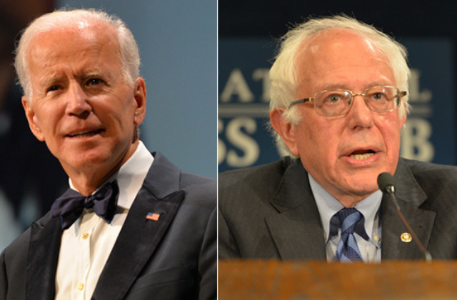 In 1996, Sanders and Biden Were on Opposite Sides of DOMA Vote
