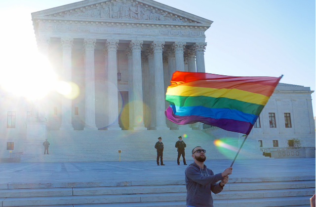 Former Obama Admin Officials Urge Supreme Court to Uphold LGBT Protections