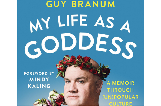 "What To Read: """"My Life As A Goddess"" By Guy Branum"