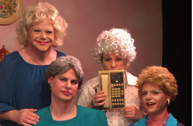 Local Theater Production Could Have Been Inspiration For Sitcom