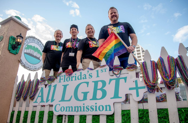 Wilton Manors Backs Statewide Non-Discrimination Bills