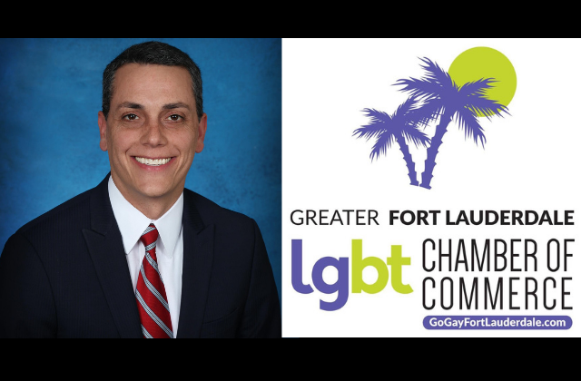 Fort Lauderdale Vice Mayor and LGBT Chamber Back City Non-Discrimination Ordinance