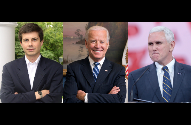 Mad at Biden? Gay 2020 Hopeful Pete Buttigieg Called Mike Pence a 'Super-Nice Guy'