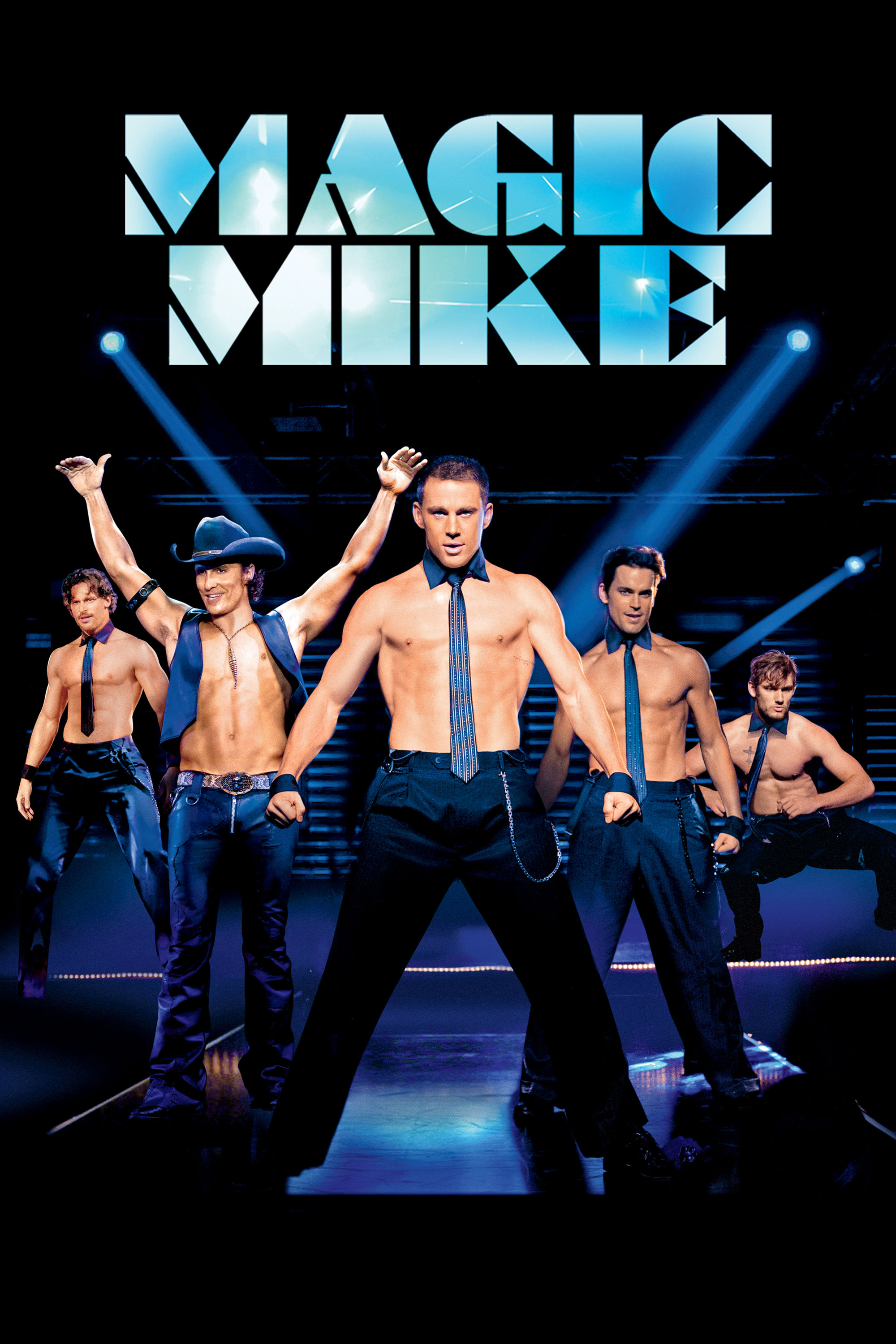 magic mike filming locations poster
