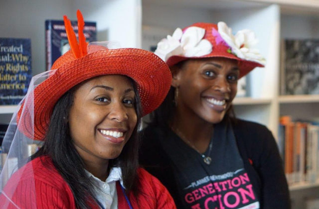 The Red Hat Brunch Shines Spotlight on Women With HIV