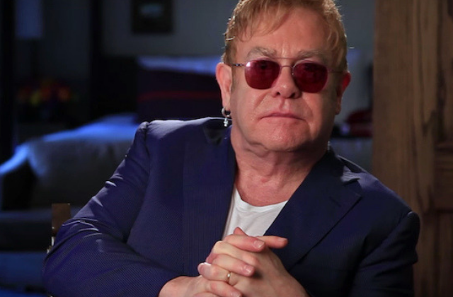 Elton John Supports George Clooney's Brunei-Owned Hotel Boycott