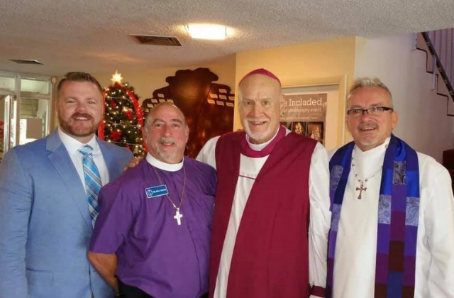 Faith: The Right Reverend Grant Lynn Ford