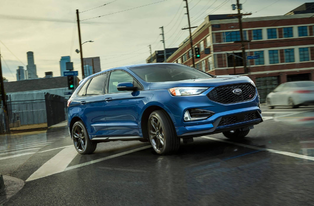 Here's a surprise: the 2019 Ford Edge is best in class