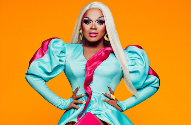 RuPaul Season 11: Mercedes Iman Diamond