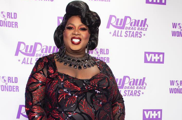 All Stars 4 Eliminated Contestant: Latrice Royale
