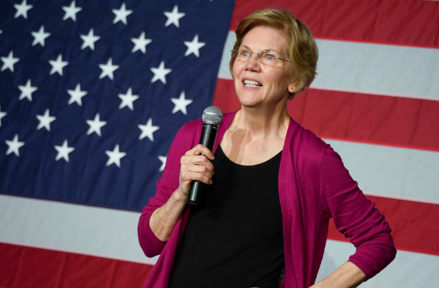 Warren Announces Presidential Exploratory Committee