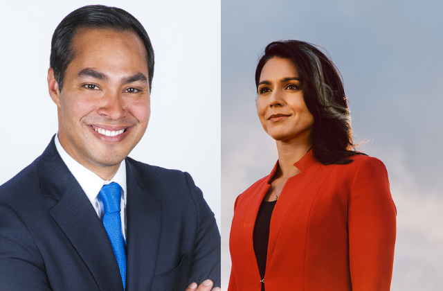 White House Watch: Gabbard, Castro Jump In Presidential Campaign