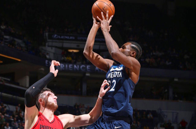 Wolves' Andrew Wiggins Tries to Clarify Postgame 'Gay' Comments