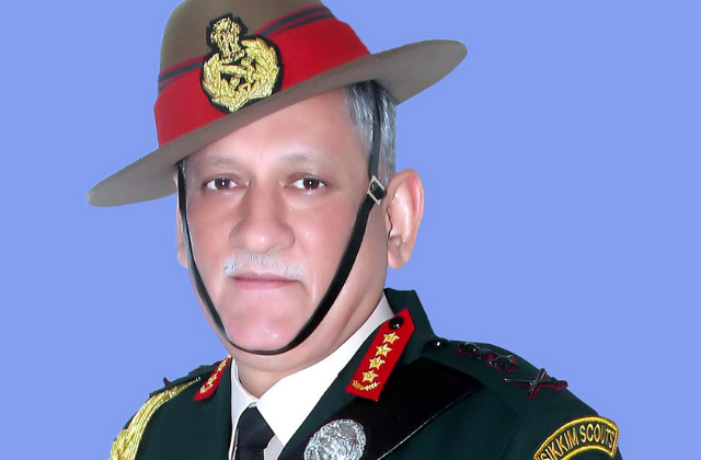 Indian Army Chief Gets Grilled for Homophobic Comments