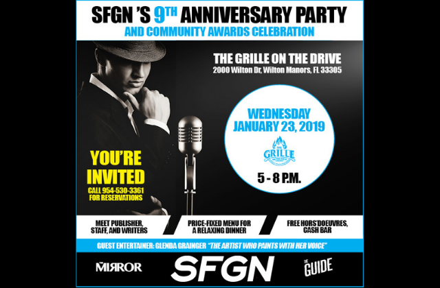 SFGN's 9th Anniversary Party & Community Awards Celebration