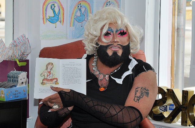Drag Story Time Comes to Lake Worth