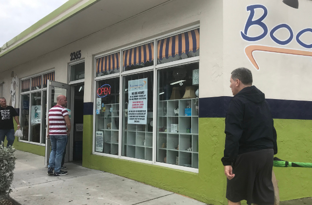 Boomerang's Thrift Store to Leave Wilton Drive