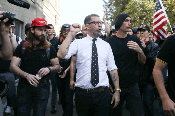 The Proud Boys Founder is Suing the Southern Poverty Law Center for Labeling them as a Hate Group