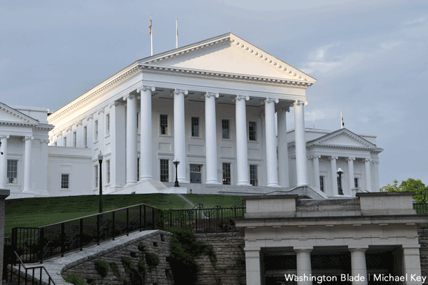 Bill to Ban Physical Conversion Therapy Treatments for Minors Killed in Va. Senate
