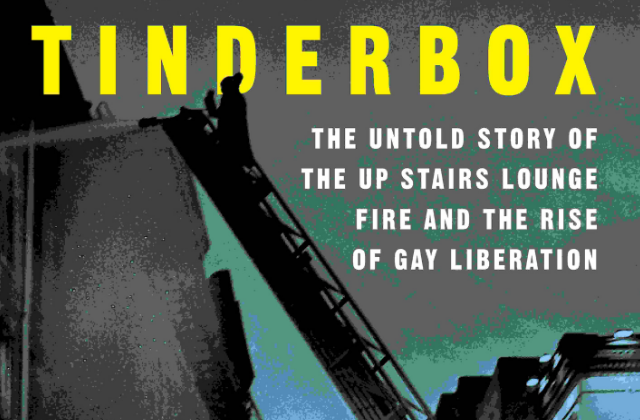 What To Read: 'Tinderbox' by Robert W. Fieseler