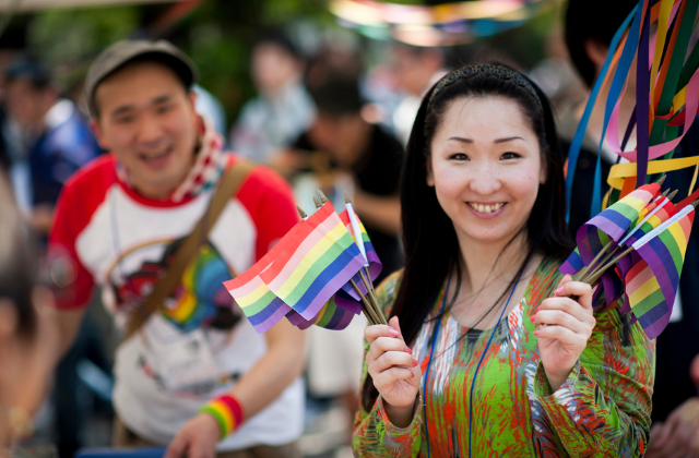 Lawsuits Filed Against Japan to Recognize Gay Marriage