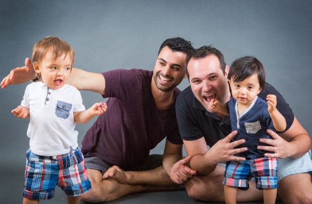 Judge Grants Citizenship to Twin Son of Gay Couple