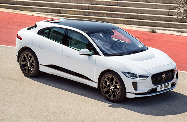 The 2020 Jaguar I-PACE Transforms Expectations for Luxury Electric Vehicles