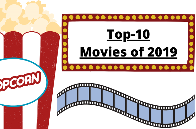 Screen Savor: Top 10 Movies of 2019 W/Trailers