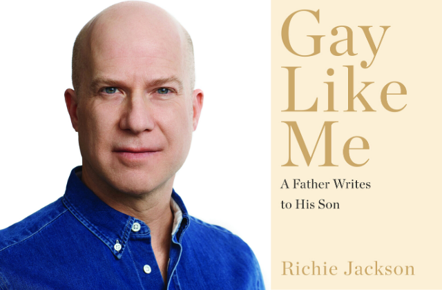 What To Read: Gay Like Me: A Father Writes to His Son