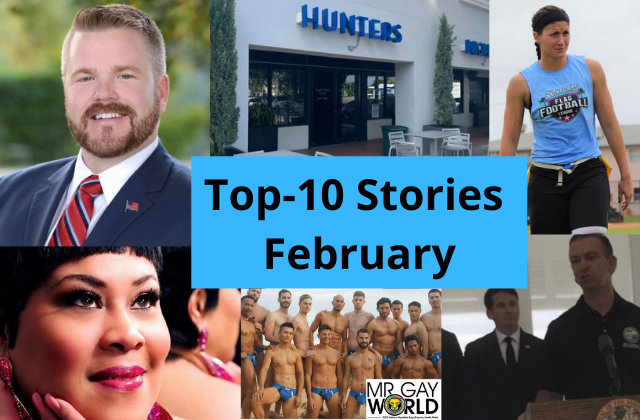 SFGN's TOP 10 Stories of February 2020